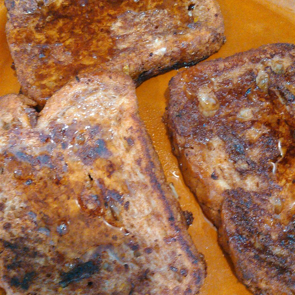 Chocolate French Toast Lisa Griffith