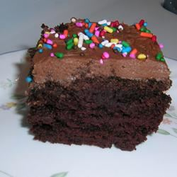 Simple 'N' Delicious Chocolate Cake