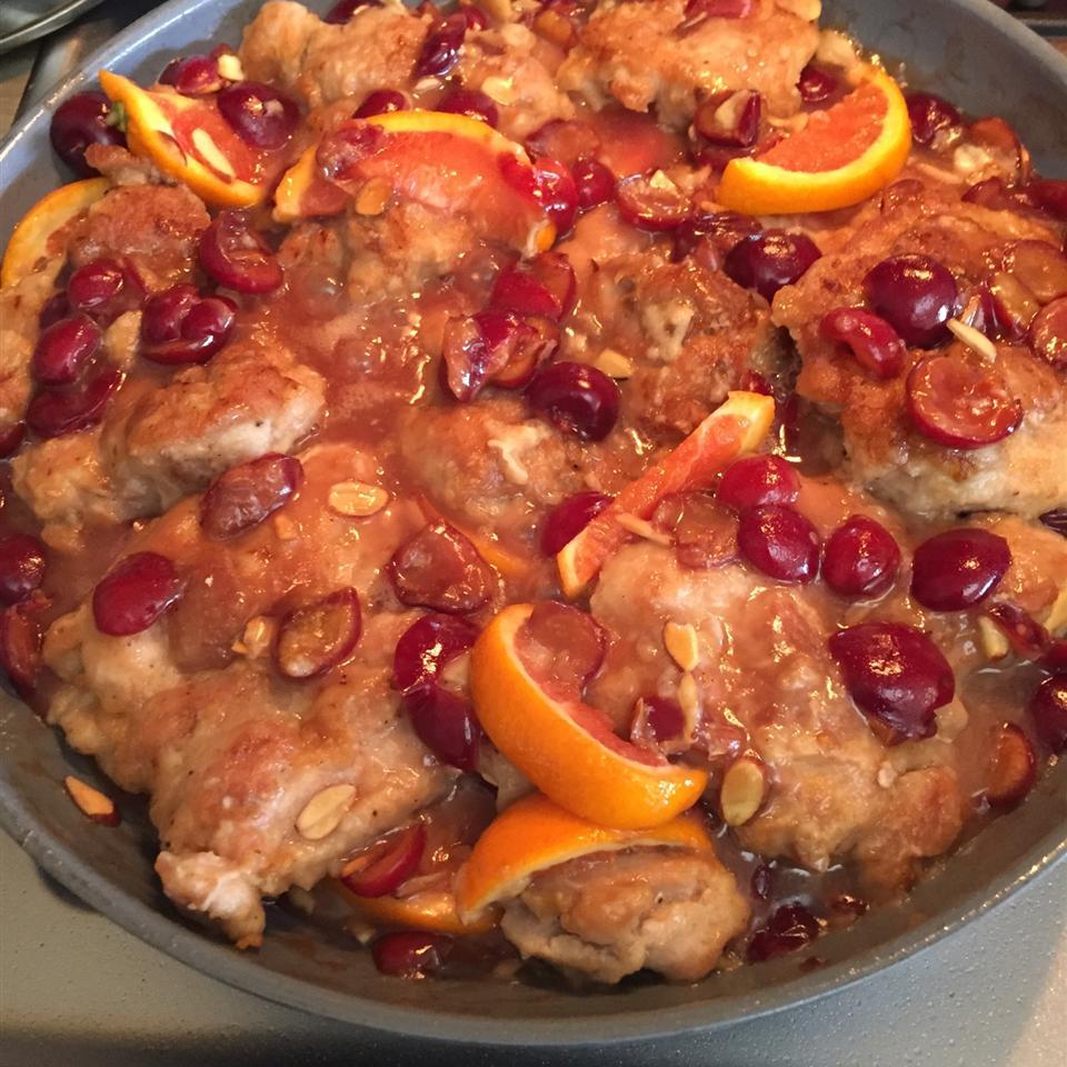 Cherry Chicken