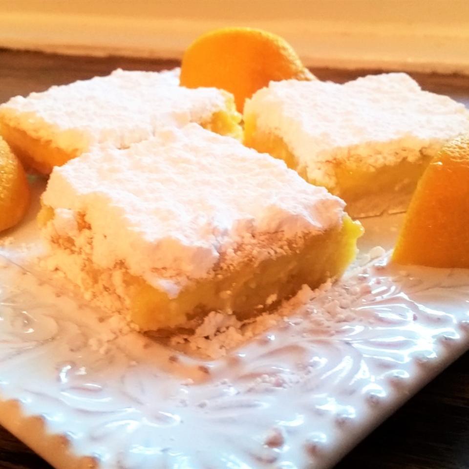 Ultimate Lemon Bars donnam