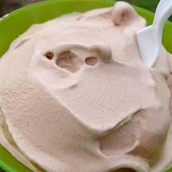 Chocolate Syrup Ice Cream Scotdog