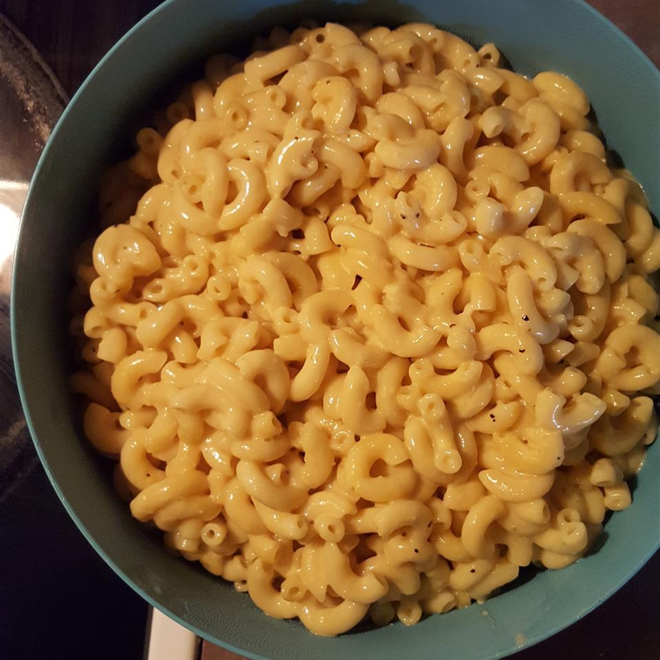 Ooey Gooey Mac and Cheese