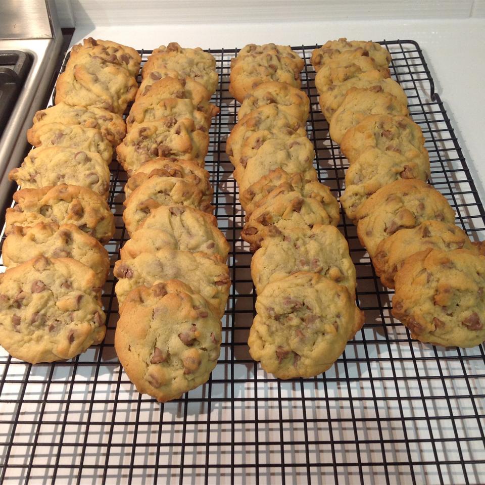 Award Winning Soft Chocolate Chip Cookies Corrine Parish
