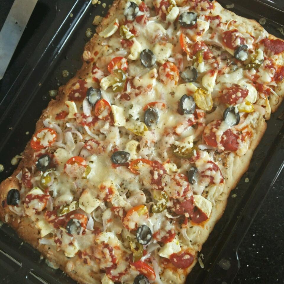 Valentino's Pizza Crust