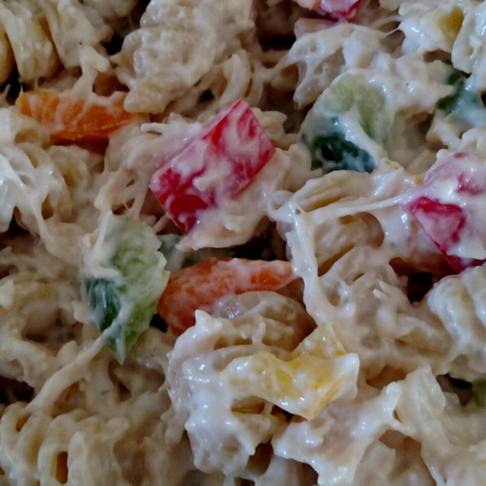 Billy's Pasta Salad Mary Sandbach