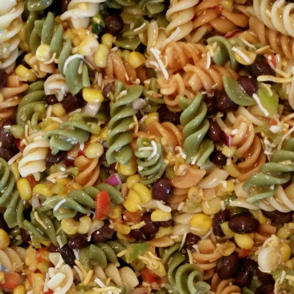 Mexicali Pasta Salad Becky