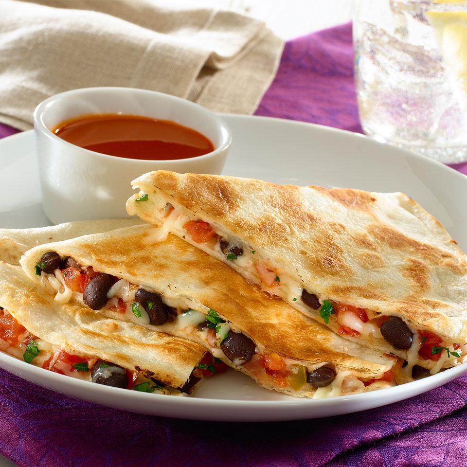 Black Bean Quesadillas from GOYA®