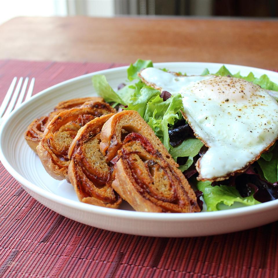 Chef John's Salami Bread