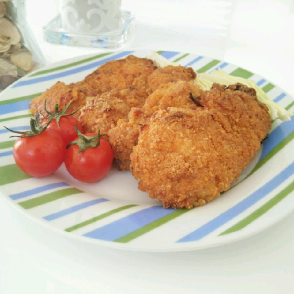 Sour Cream Marinated Chicken II