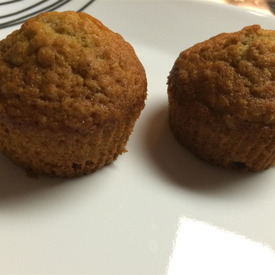 Quick and Easy Oatmeal Muffins jessFu