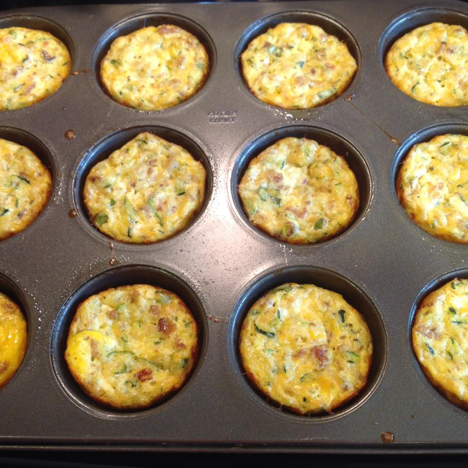 Muffin Pan Frittatas Laura