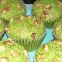 Green Tea Muffins fredswife2