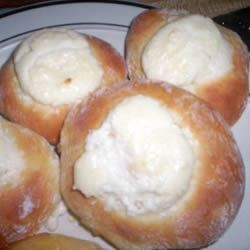 Kolaches From the Bread Machine