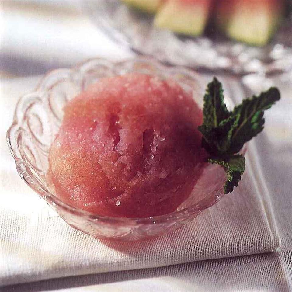 Watermelon Sorbet evand