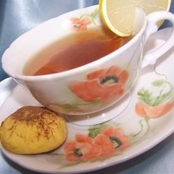 Chai Tea Soup Loving Nicole