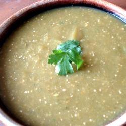 Green Hot Sauce (Salsa Verde) Carmen Gonzales