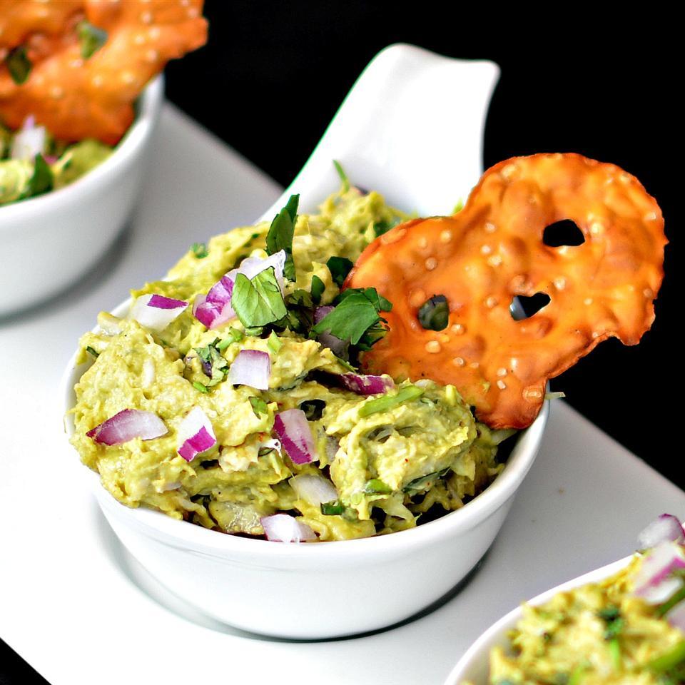 Avocado Chicken Salad Dip