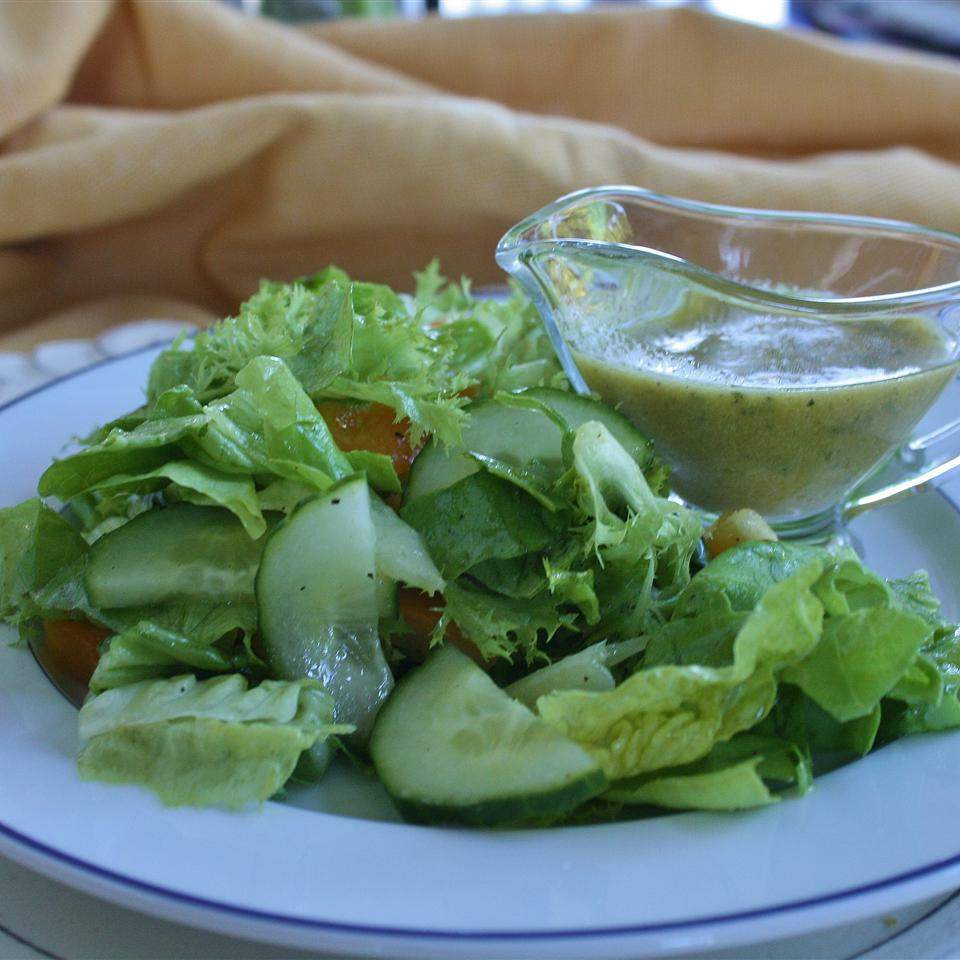 The Best Lemon Vinaigrette