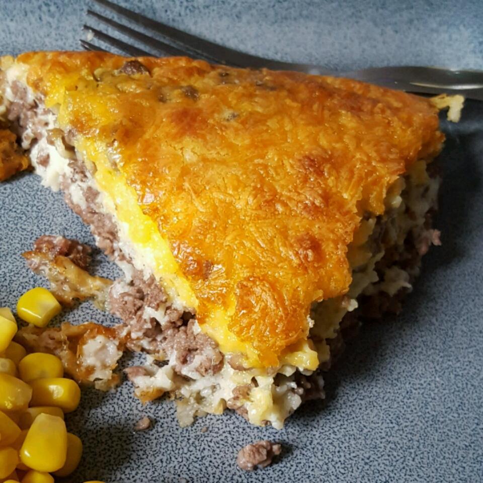 Impossibly Easy Cheeseburger Pie Coleen Jordain