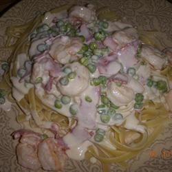 Quick Pasta Carbonara