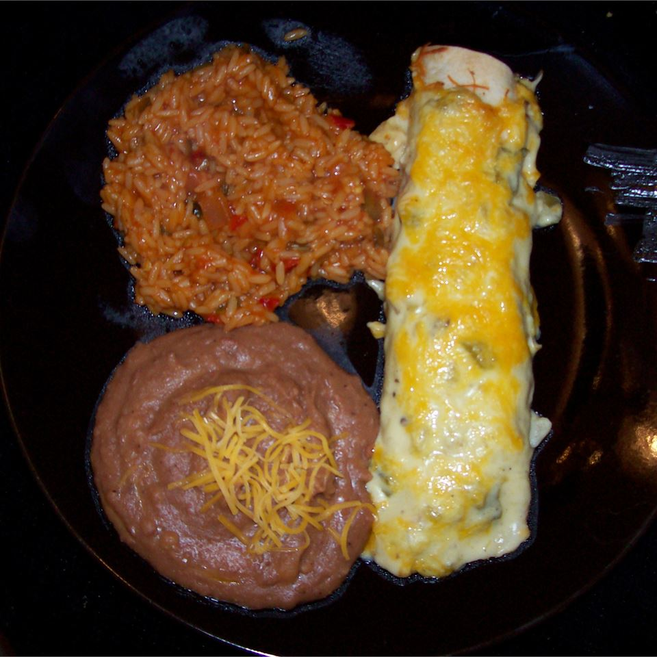 Chicken Enchiladas II