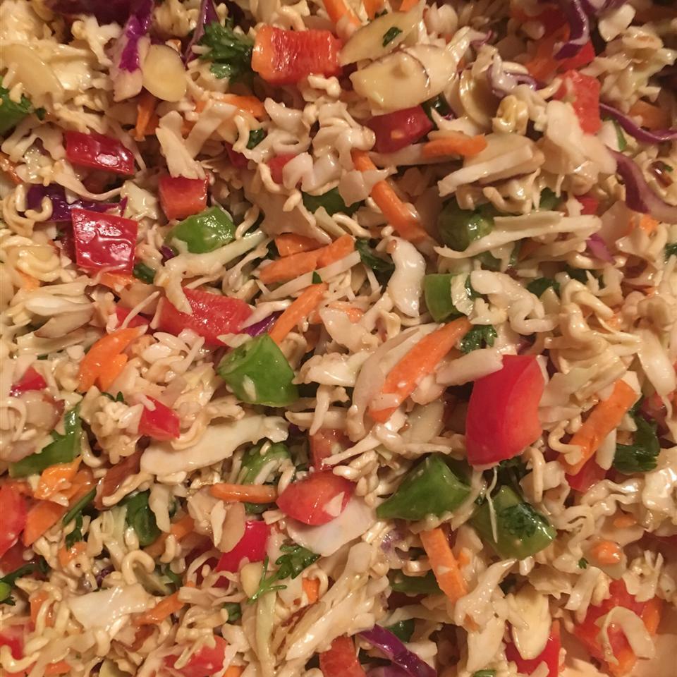 Top Ramen® Salad Danielle Hansell