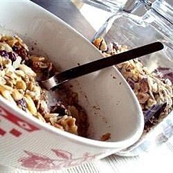 fruit n honey granola recipe