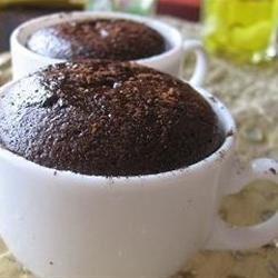 Cake in a Mug I love NY