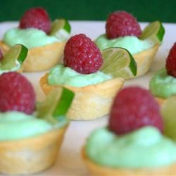 Cream Cheese Tart Shells
