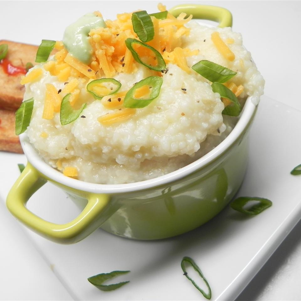 Gourmet Wasabi Grits