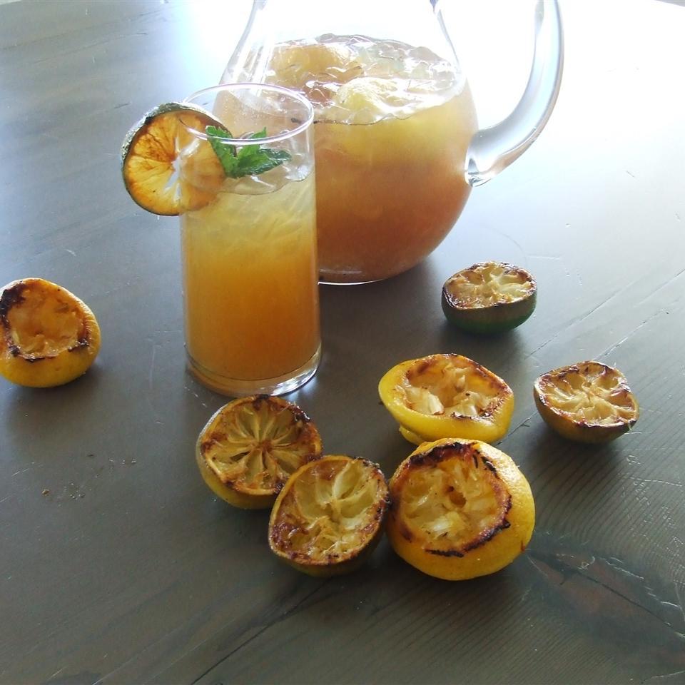 Grilled Lemon Limeade Matt Wencl