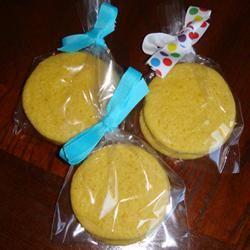 Lemon Sugar Tea Cookies House of Aqua