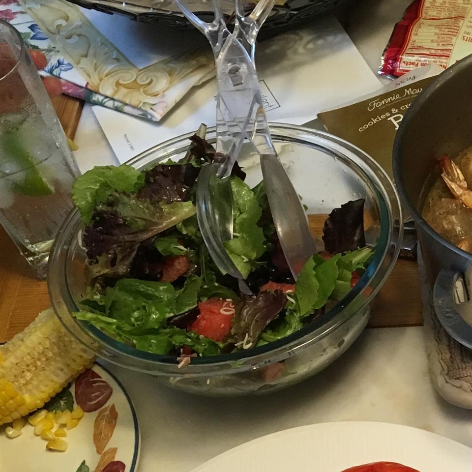 Refreshing Summertime Salad april w