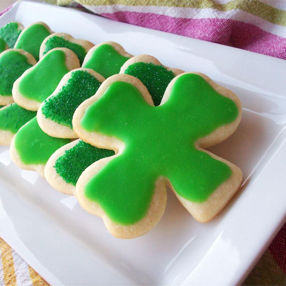 The Best Rolled Sugar Cookies J. Saunders