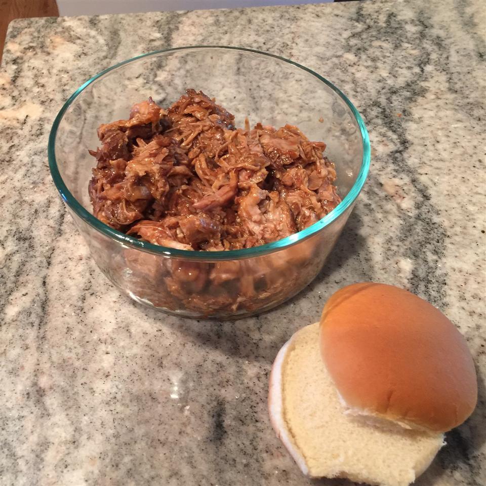 Slow Cooker Pulled Pork Barbeque Byrd39