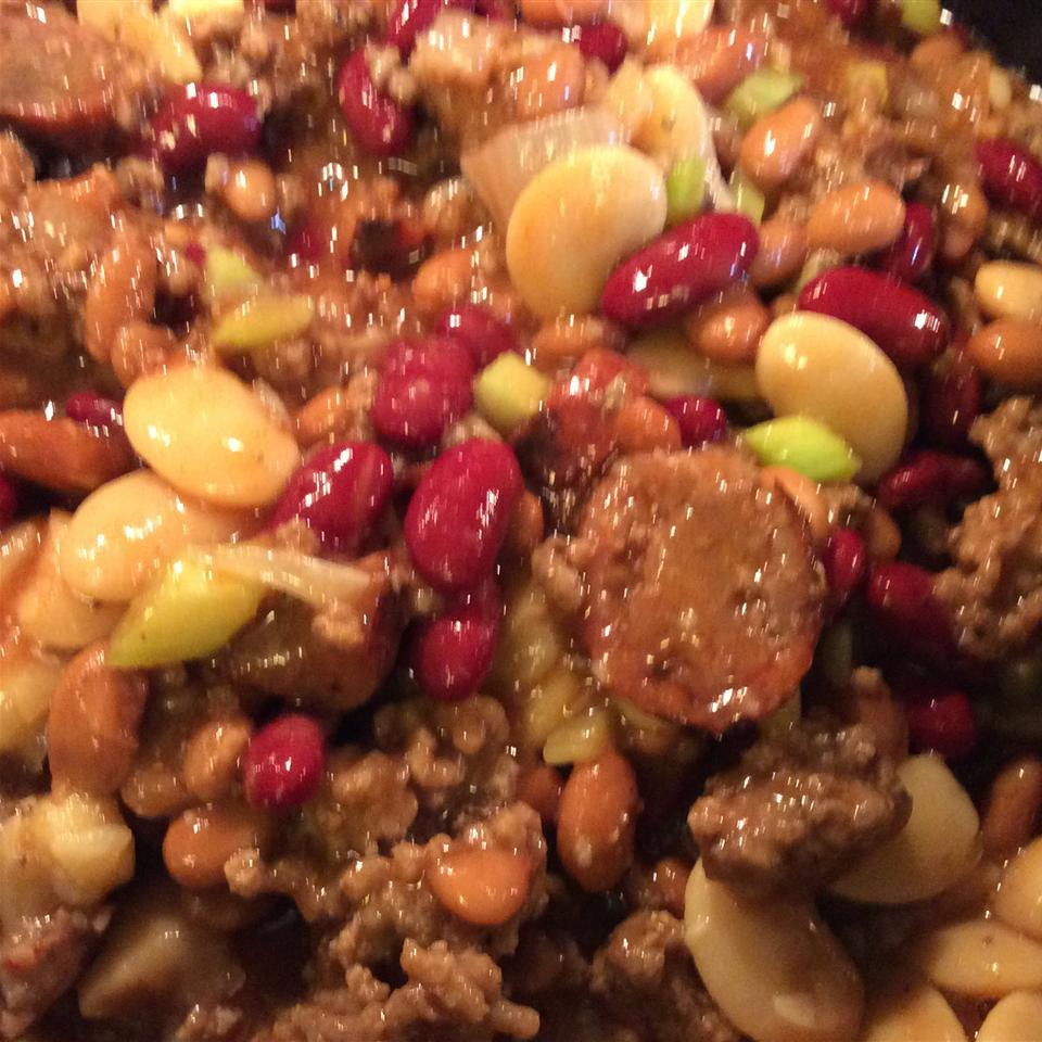 Calico Bean Casserole Sandy Stenlund Ceranski