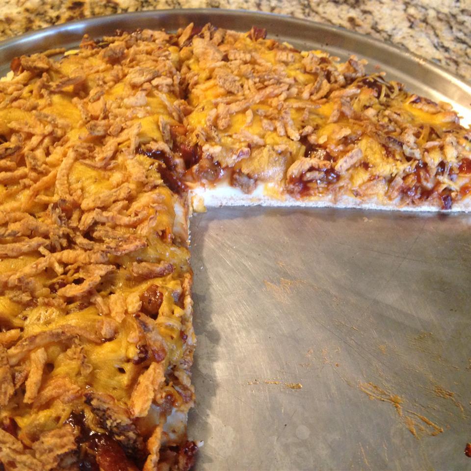 Starkey's Mashed Potato Pizza Sherri Steiner
