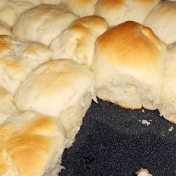 Old-Fashioned Southern Rolls Misanthrope