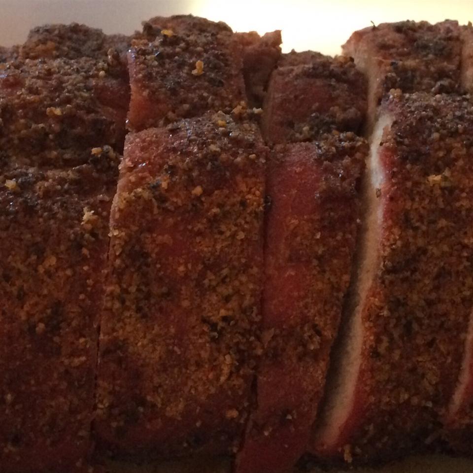Simple Pork Rib Dry Rub