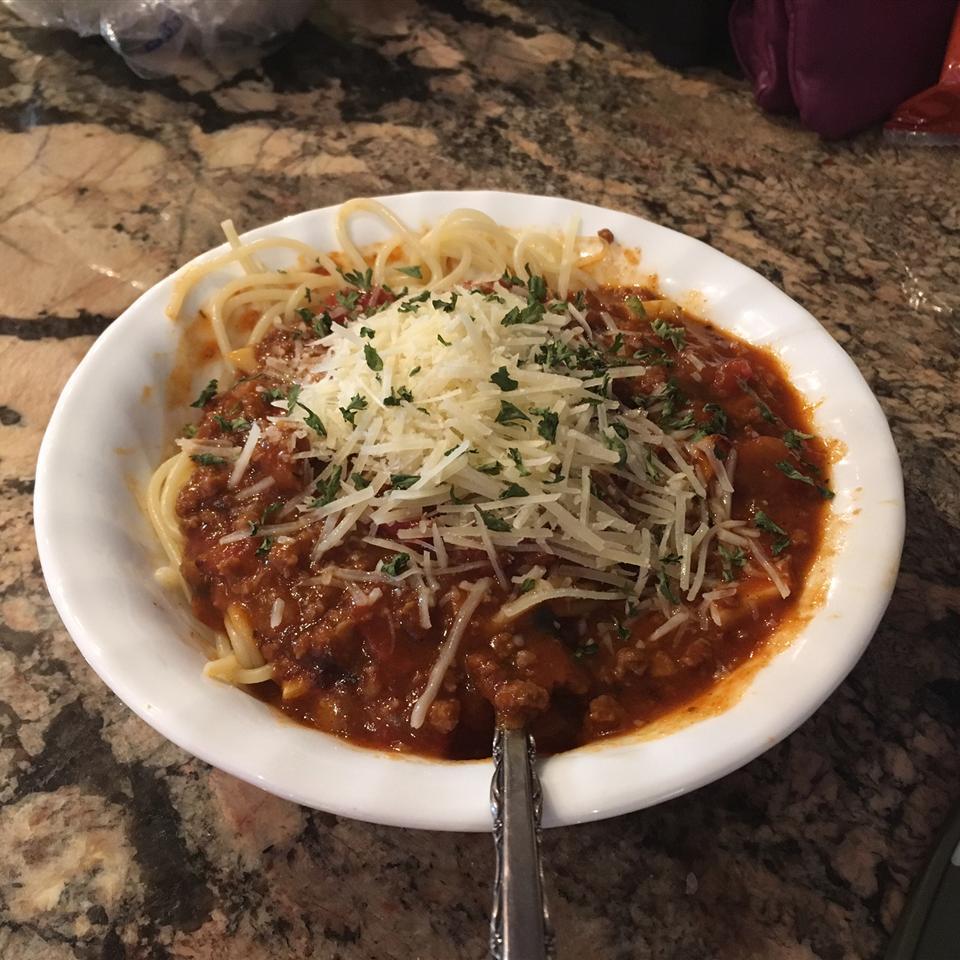 Spaghetti Bolognese Paperpusher51