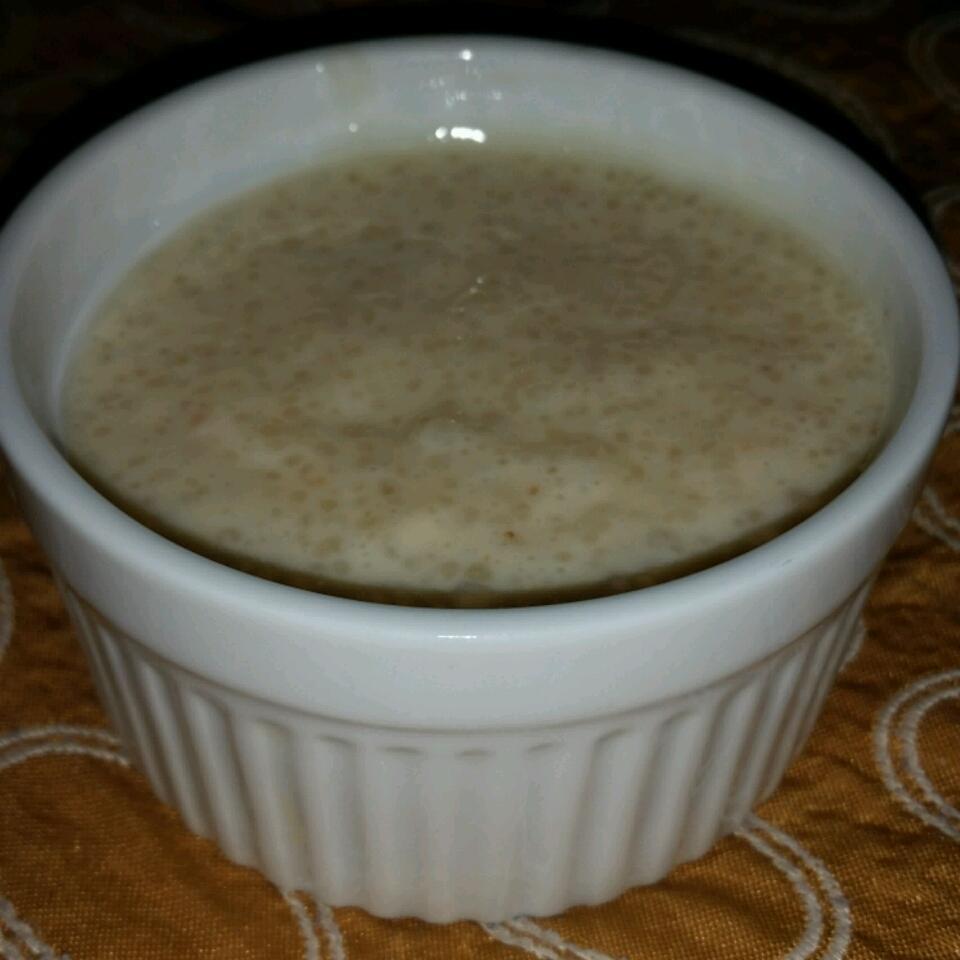 Classic Tapioca Pudding