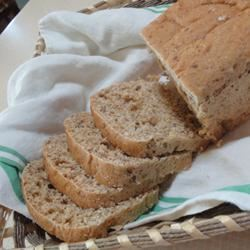 Whole Wheat Seed Bread larkspur