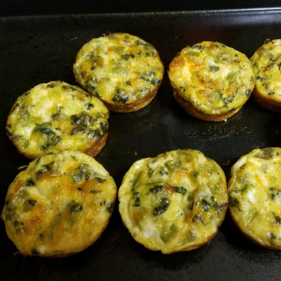 Muffin Pan Frittatas Malia McLaughlin