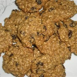 Easy Oatmeal Cookies LalaLuluJ