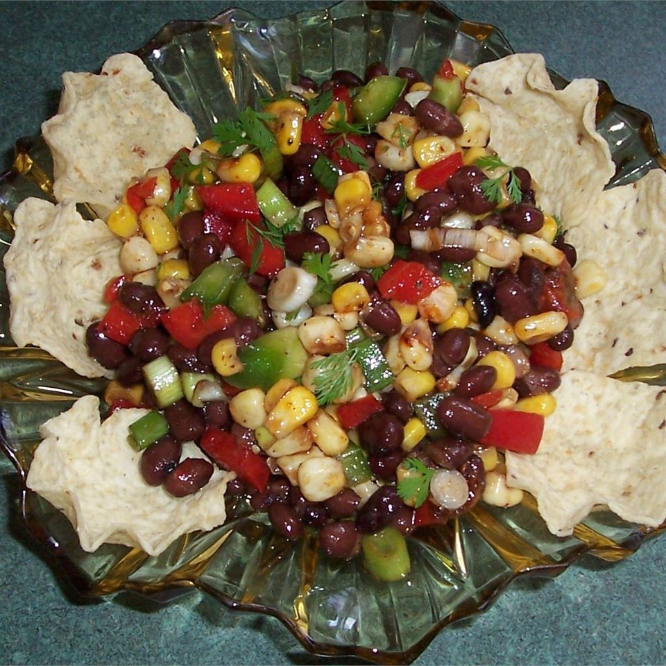 Corn and Black Bean Salad Belinda