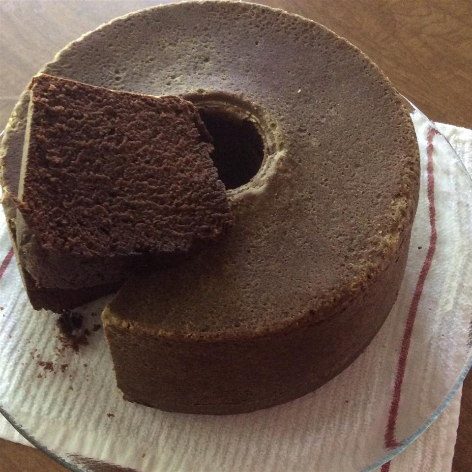 Best Chocolate Pound Cake