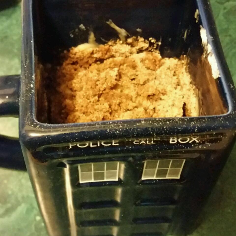 Coffee Mug Cake
