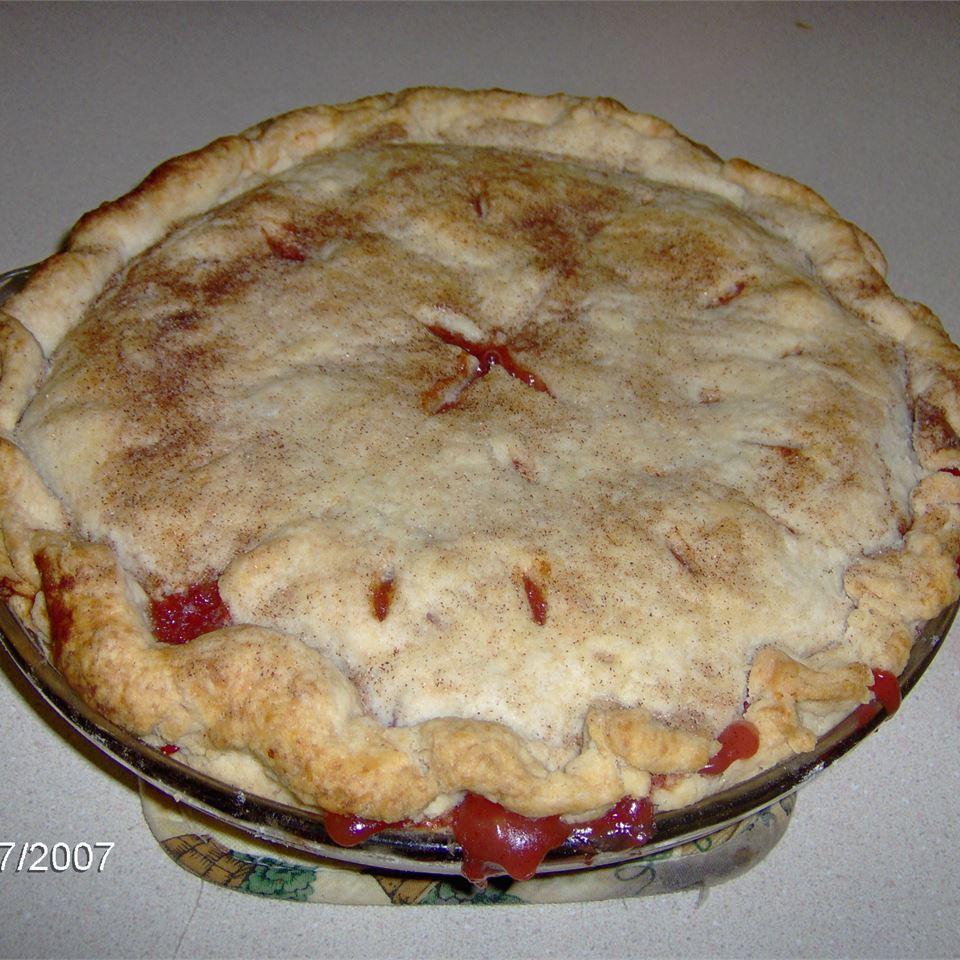 Dried Cherries and Apple Pie KasiB.