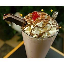 Chocolate Mint Milkshake Dee