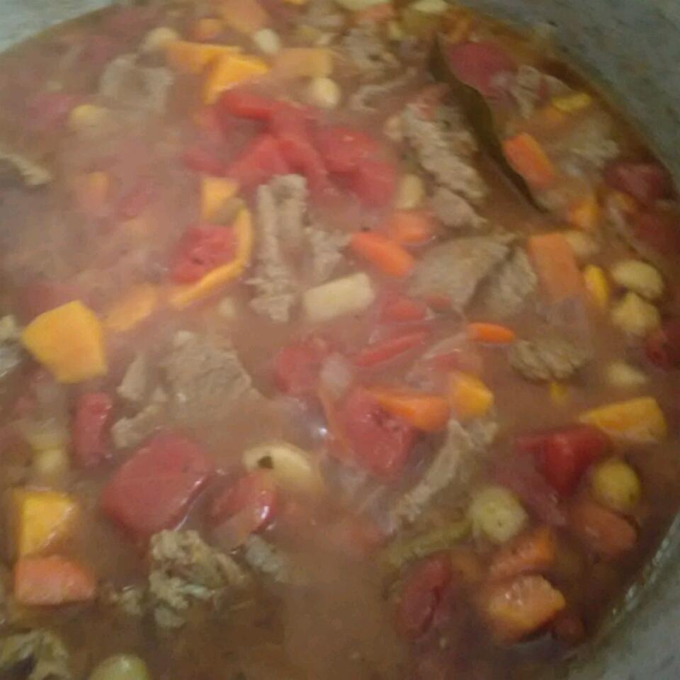 Chickpea Soup I